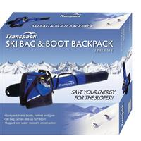 Tanspack Ski 2 Piece Box Set