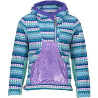 Obermeyer Alya Toddler Fleece Pullover - Girl's - Be Cool Geo (19174)