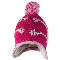 Obermeyer Flower Pop Knit Hat Girls