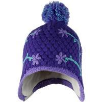 Grapesicle Obermeyer Flower Pop Knit Hat Girls
