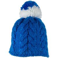 Stellar Blue Obermeyer Livy Knit Hat Girls