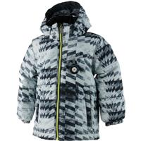 Grey Coat of Arms Obermeyer Stealth Jacket Boys