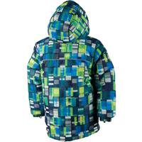 Moving Squares Obermeyer Stealth Jacket Boys