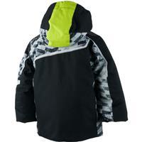 Black Obermeyer Tomcat Jacket Boys