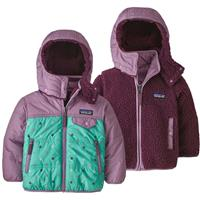 Patagonia Baby Reversible Tribbles Hoody - Youth