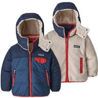 Patagonia Baby Reversible Tribbles Hoody Youth
