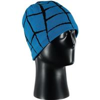 Electric Blue / Black Spyder Web Hat Mens