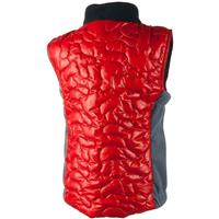 Red Obermeyer Sidekick Vest Boys