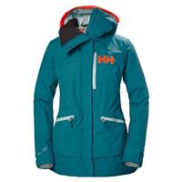 Helly Hansen Showcase Jacket - Women's - Blue Wave