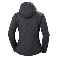 Helly Hansen Lifaloft Hooded Stretch Insulator Jacket - Women's - Charcoal
