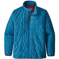 Balkan Blue Patagonia Nano Puff Jacket Boys