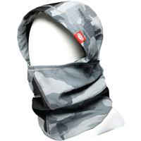 Grey Camo Print 686 Hunter Face Mask