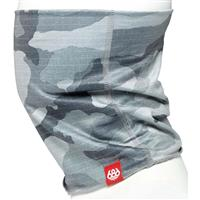 Grey Camo Print 686 Roller Face Gaiter Mens
