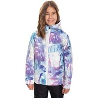 Ombre Palm 686 Speckle Insulated Jacket Girl's
