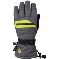 Grey Melange 686 Heat Insulated Glove Youth