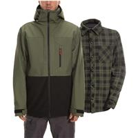 686 Smarty Phase Softshell Jacket - Men's - Surplus Green