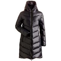 Nils Jordan Long Down Jacket Womens