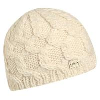 Turtle Fur Merino Wool Entwined Beanie Womens