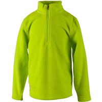 Screamin Green Obermeyer Ultragear 100 Micro Zip Top Youth