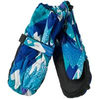 Blue Mountains Obermeyer Puffy Mitt Youth
