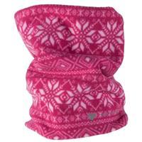 Pink Snowflake Obermeyer Steeps Pro 100wt Gaiter Youth