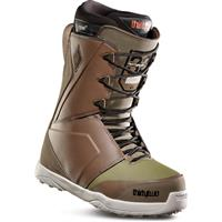 Brown / Green ThirtyTwo Lashed Bradshaw Snowboard Boots Mens
