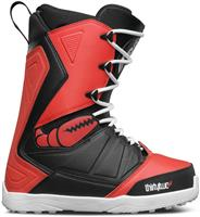 Black / Red ThirtyTwo Lashed Crab Grab Snowboard Boots Mens