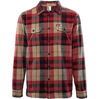 Red ThirtyTwo Rest Stop Woven Mens