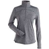 Nils Zevi 1/4 Zip T Neck Womens