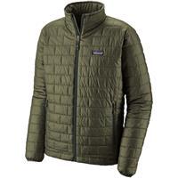 Industrial Green Patagonia Nano Puff Jacket Mens