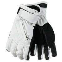 White Obermeyer Cornice Glove Youth