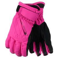 Electric Pink Obermeyer Cornice Glove Youth