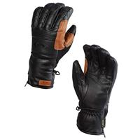 Jet Black Oakley Silverado Gore Tex Glove Mens