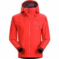 Diablo Red Arcteryx Beta LT Jacket Mens