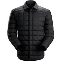 Black Arcteryx Rico Shacket Mens