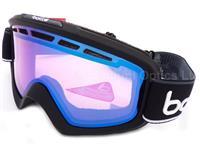 Matte Black & White Frame w/ MOD Vermillon Blue Lens (21708) Bolle Nova II Goggle