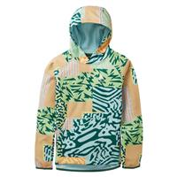 Burton Crown Weatherproof Pullover Fleece - Youth - Iced Aqua Composite