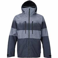 Board Dip Dye Burton AK 2L Swash Jacket Mens