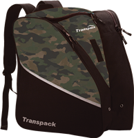Transpack Edge Junior Ski Boot Bag - Traditional Camo