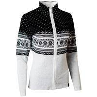Black Neve Karlie Full Zip Sweater Womens