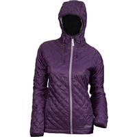 Royal Grape Cloudveil Lightweight Emissive Jacket Womens