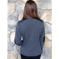 M. Miller Kit Techno Wool Jacket - Women's - Grey Heather