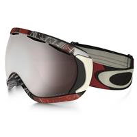 Nexus Red Frame / Prizm Black Iridium Lens (OO7047 07) Oakley Torstein Horgmo Signature Prizm Canopy Goggle