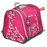 Fuchsia / Pink Kulkea Speed Star Kids Ski Boot Bag