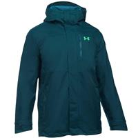 Nova Teal / Peacock / Northern Lights Under Armour Cold Gear Reactor Claimjumper 3 in 1 Jacket Mens