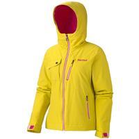 Acid Yellow Marmot Free Skier Jacket Womens