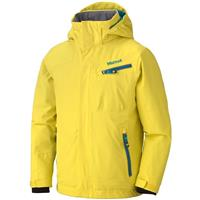 Acid Yellow Marmot Freerider Jacket Boys