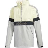 Haze Yellow / Stone Adidas BB Snowbreaker Jacket Men's