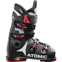 Black / Red / Anthracite Atomic Hawx Magna 110 Ski Boots Mens
