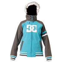 Agean / Shadow / White DC Gamut Jacket Womens